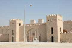Sheikh Faisal Museum in Qatar Royalty Free Stock Image