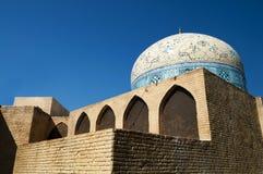 Sheikh Lotf Allah Mosque. At Naghsh-i Jahan Square, Isfahan, Iran Stock Photos