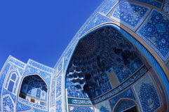 Sheikh Lotf Allah Mosque Royalty Free Stock Photography
