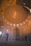 Sheikh Lotf Allah Mosque. At Naghsh-i Jahan Square, Isfahan, Iran Royalty Free Stock Images