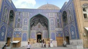 Sheikh Lotfollah Mosque Imagem de Stock Royalty Free