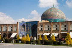 Sheikh Lotfollah Mosque Stock Photography