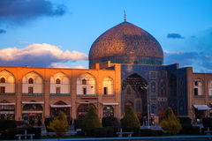 Sheikh Lotfollah Mosque Royalty Free Stock Images