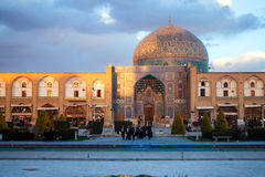 Sheikh Lotfollah Mosque Royalty Free Stock Photo