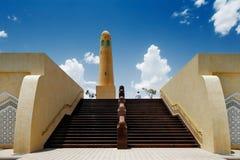 Sheikh Muhammad Ibn Abdul Wahhab State Mosque av Qatar Royaltyfri Foto