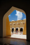 The Sheikh Muhammad Ibn Abdul Wahhab State Mosque of Qatar Stock Image