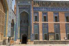 Sheikh Safi-mausoleum Stock Afbeeldingen