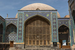 Sheikh Safi mausoleum Royalty Free Stock Photography
