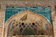 Sheikh Safi mausoleum Royalty Free Stock Photo