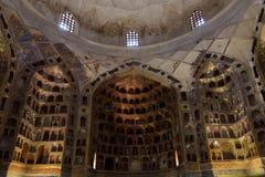 Sheikh Safi mausoleum Royalty Free Stock Image