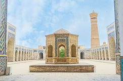 The sheikh tomb Stock Photography