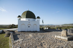 Sheikh Yusuf's shrine at Macassar South Africa Royalty Free Stock Images