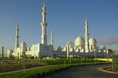 Sheikh Zayed Al Nayhan Mosque Stock Photo