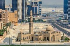 Sheikh Zayed Bin Mansour Al Nahyan Mosque, Dubai, UAE Fotografía de archivo libre de regalías