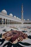 Sheikh Zayed Grand Mosque. Abu Dhabi Stock Photo
