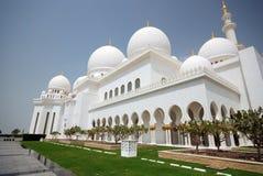 Sheikh Zayed Grand Mosque Stockfotografie