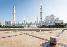 Sheikh Zayed Grand Mosque Stockfotografie