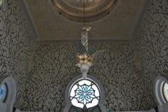 Sheikh Zayed Grand Mosque Stockfoto