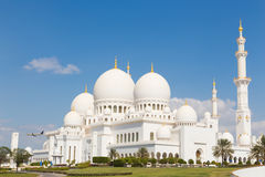 Sheikh Zayed Grand Mosque, Abu Dhabi, Emirats Arabes Unis photographie stock libre de droits