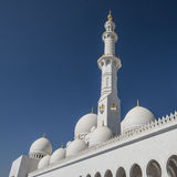 Sheikh Zayed Grand Mosque Abu Dhabi. UAE Royalty Free Stock Photos