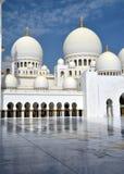 Sheikh Zayed Grand Mosque, Abu Dhabi, UAE Royalty Free Stock Images