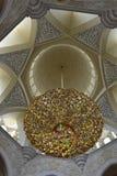 Sheikh Zayed Grand Mosque, Abu Dhabi, United Arab Emirates Royalty Free Stock Photo