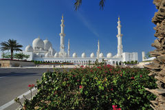 Arabic Mosque Royalty Free Stock Photography