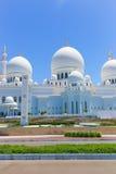 Sheikh Zayed Grand Mosque, de V.A.E Stock Fotografie