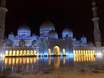 Sheikh Zayed Masjid. 3rd world Biggest Masjid Stock Photos