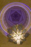 Sheikh Zayed meczet zdjęcie stock