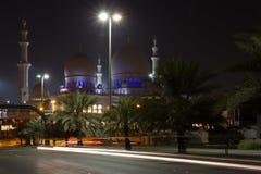 Sheikh Zayed meczet zdjęcia royalty free