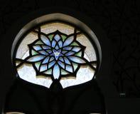 Sheikh Zayed Meczetowy Abu Dhabi fotografia royalty free