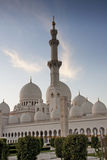 Sheikh Zayed Moqsue Royalty Free Stock Photography