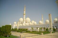 Sheikh Zayed mosk Zdjęcia Stock