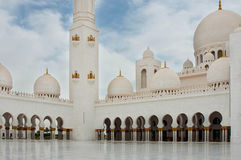 Sheikh Zayed Mosque Photographie stock libre de droits
