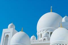 Sheikh Zayed Mosque imagens de stock royalty free