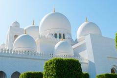 Sheikh Zayed Mosque Imagen de archivo libre de regalías