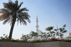 Sheikh Zayed Mosque Royalty-vrije Stock Afbeelding