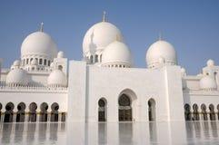 Sheikh Zayed Mosque, Abu Dhabi Royalty Free Stock Photos