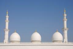 Sheikh Zayed Mosque, Abu Dhabi Royalty Free Stock Photo
