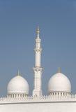 Sheikh Zayed Mosque, Abu Dhabi Royalty Free Stock Image