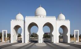 Sheikh Zayed Mosque, Abu Dhabi Stock Photography