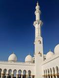 Sheikh Zayed Mosque in Abu Dhabi Lizenzfreie Stockfotos