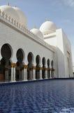 Sheikh zayed Royalty Free Stock Images