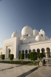 Sheikh Zayed Mosque Royalty Free Stock Image