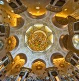 Sheikh Zayed Mosque, Abu Dhabi, Emiratos Árabes Unidos Fotos de Stock