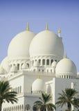 Sheikh Zayed Mosque in Abu Dhabi-Stadt, UAE Lizenzfreies Stockbild