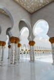 Sheikh Zayed Mosque, Abu Dhabi, UAE Lizenzfreie Stockfotografie