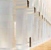 Sheikh Zayed Mosque, Abu Dhabi, UAE Stockbilder
