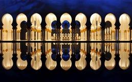 Sheikh Zayed Mosque, Abu Dhabi, United Arab Emirates stock photo